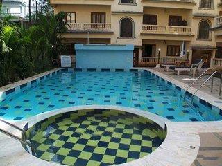 Отель Colonia de Braganza 3* Северный Гоа Индия
