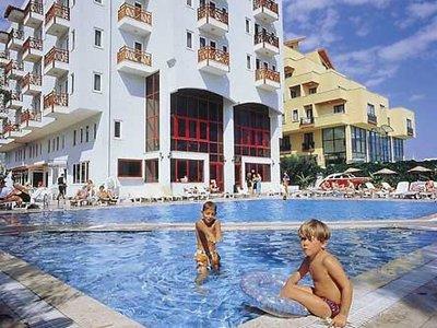 Отель Alem Regency Apart 3* Анталия Турция