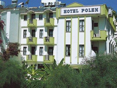 Отель Polen 2* Анталия Турция