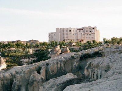 Отель Gomeda Hotel 4* Каппадокия Турция