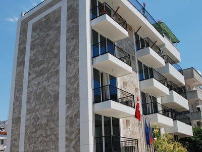Отель Romeo Beach Hotel 3* Кемер Турция