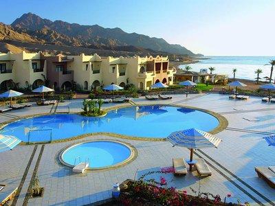 Отель Tropitel Dahab Oasis 4* Дахаб Египет