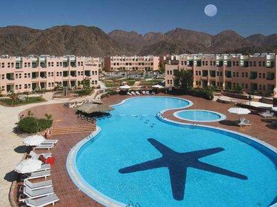 Отель Sol Y Mar Sea Star 4* Таба Египет