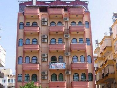 Отель Anilgan Hotel 2* Алания Турция