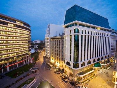 Отель Elite World Istanbul Hotel 5* Стамбул Турция