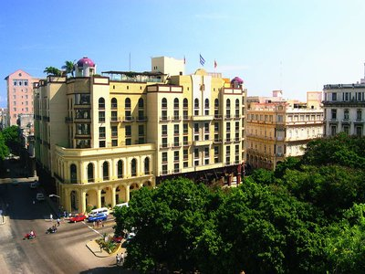 Отель Iberostar Parque Central Hotel 5* Гавана Куба