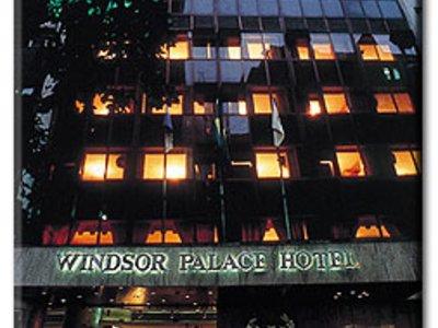 Отель Windsor Palace 3* Рио-де-Жанейро Бразилия