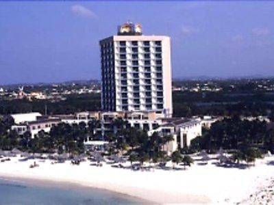 Отель Aruba Phoenix Beach Resort 4* Ораньестад Аруба