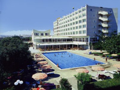 Отель Beau Rivage 3* Ларнака Кипр