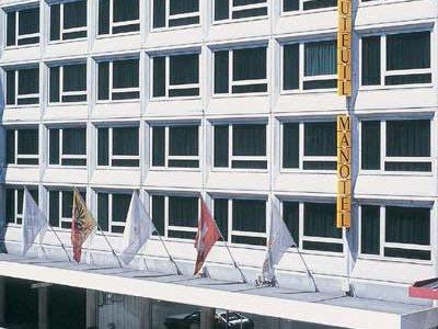 Отель Auteil 4* Женева Швейцария