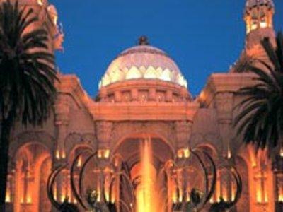 Отель The Palace of the Lost City at Sun City Resort 5* Сан Сити ЮАР