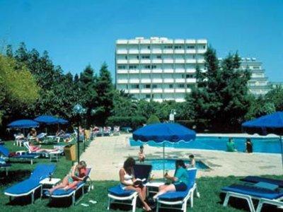 Отель Pegasus Apt 2* Лимассол Кипр