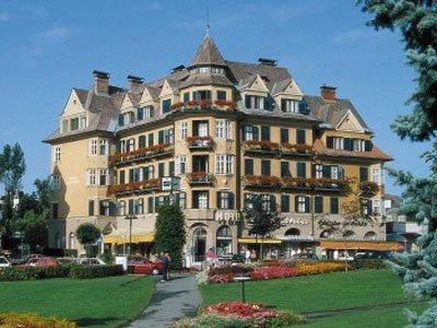 Отель Carinthia 4* Каринтия Австрия