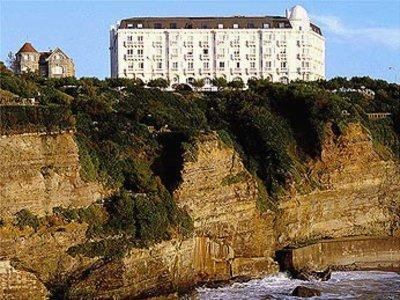 Отель Grand Hotel Mercure Regina & du Golf 4* Биарриц Франция