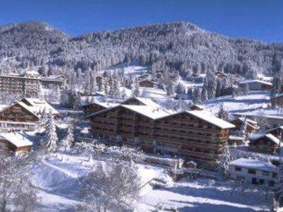 Отель Du Golf and Marie Louise 5* Виллар Швейцария