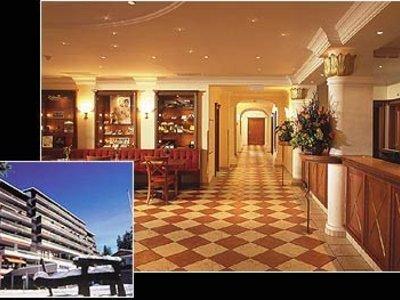 Отель Eurotel Victoria 4* Виллар Швейцария