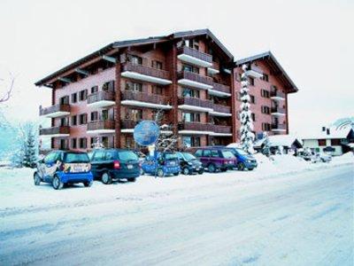 Отель Montpelier 4* Вербье Швейцария