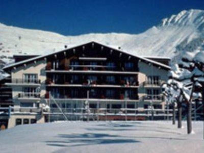 Отель La Rotonde 3* Вербье Швейцария