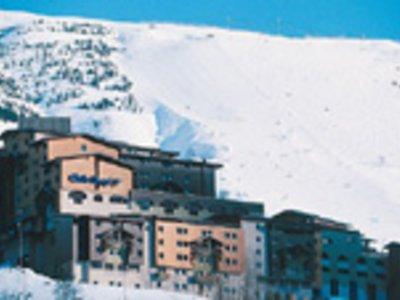 Отель Les Deux Alpes 2* Ле дез Альп Франция
