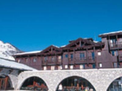 Отель Val D'Isere 4* Валь д'Изер Франция