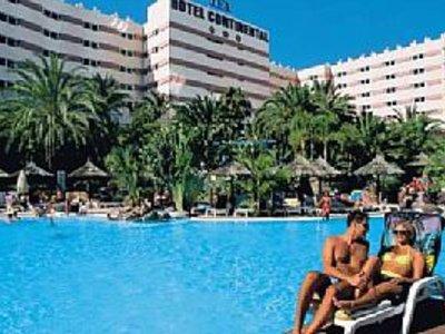 Отель Abora Continental by Lopesan Hotels 3* о. Гран Канария (Канары) Испания