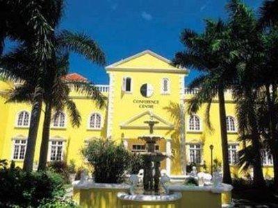 Отель Half Moon 5* Монтего-Бэй Ямайка