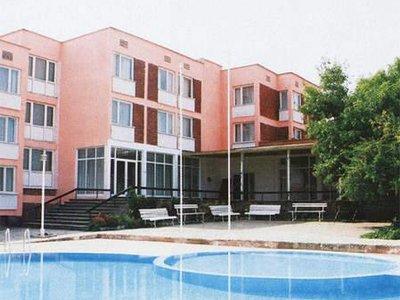 Отель Альбатрос 2* Кранево Болгария