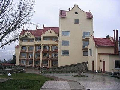 Отель Крымский 2* Ялта Крым