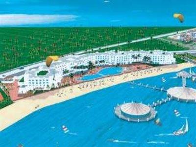Отель Vincci El Kantara 5* о. Джерба Тунис