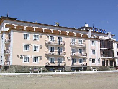 Отель Гранд 4* Судак Крым