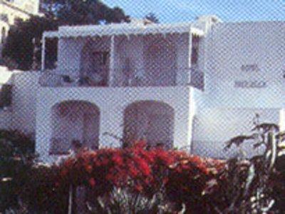 Отель La Pazziella 4* о. Капри Италия