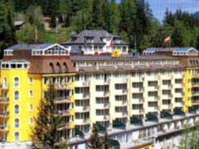 Отель Ferienclub Bellevue 4* Бад Гаштайн Австрия