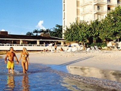 Отель Grand Barbados Resort 4* Бриджтаун Барбадос