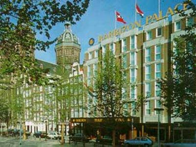 Отель Barbizon Palace 5* Амстердам Нидерланды