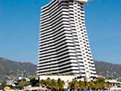 Отель Crown Plaza Acapulco 4* Акапулько Мексика