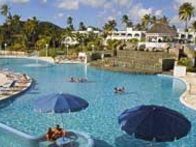 Отель Jolly Beach Resort 4* Сент Джонс Антигуа