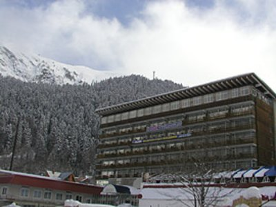 Отель Домбай 2* Домбай Россия