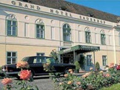 Отель Grand Hotel Sauerhof 4* Баден Австрия