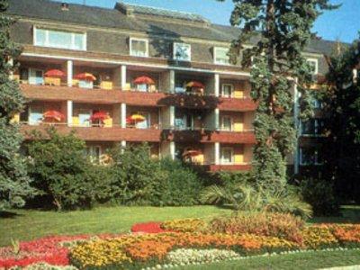 Отель Parkhotel Baden 4* Баден Австрия
