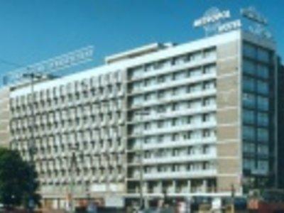Отель Metropol 3* Варшава Польша