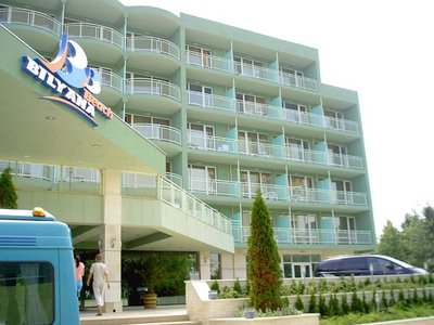 Отель Sentido Bilyana Beach 4* Несебр Болгария