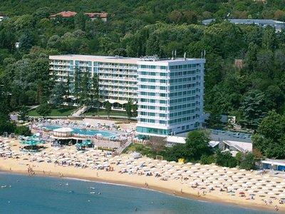 Отель Мираж (отель закрыт) 4* Солнечный день Болгария