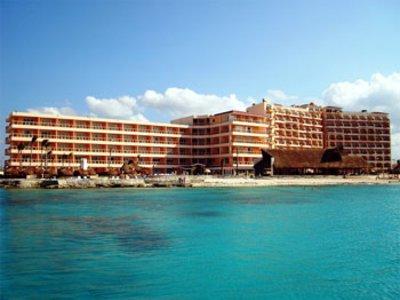 Отель El Cozumeleno Beach Resort 4* Косумель Мексика