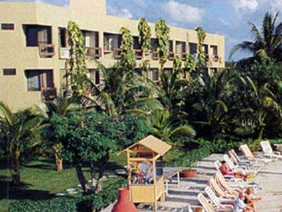 Отель Casa del Mar 3* Косумель Мексика