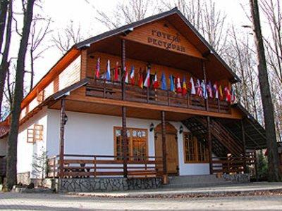 Отель Легенда Карпат 3* Косов Украина - Карпаты