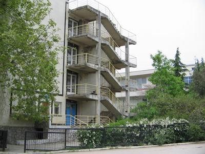 Отель Славутич 1* Алушта Крым