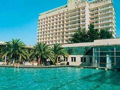Отель Литфонд 3* Пицунда Абхазия