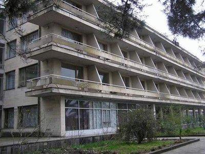 Отель Сосновая роща 3* Пицунда Абхазия