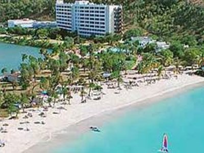 Отель Royal Antiguan Beach and Tennis Resort 4* Сент Джонс Антигуа