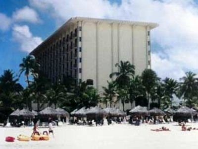 Отель Aruba Grand Beach Resort & Casino 4* Ораньестад Аруба